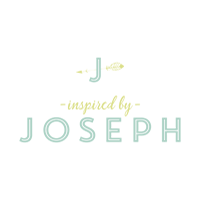 Inspired By Joseph logo which represents Oldham photographer Bev Ridyard