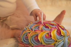 Saddleworth Tameside cake smash photography