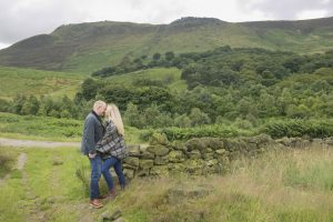 saddleworth tameside engagement photography