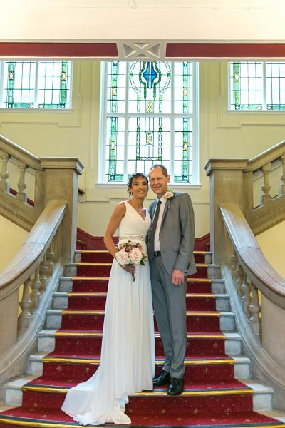 Oldham wedding Chadderton Town Hall