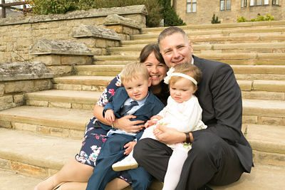 An image by Inspired By Joseph oldham family photographer with her own family