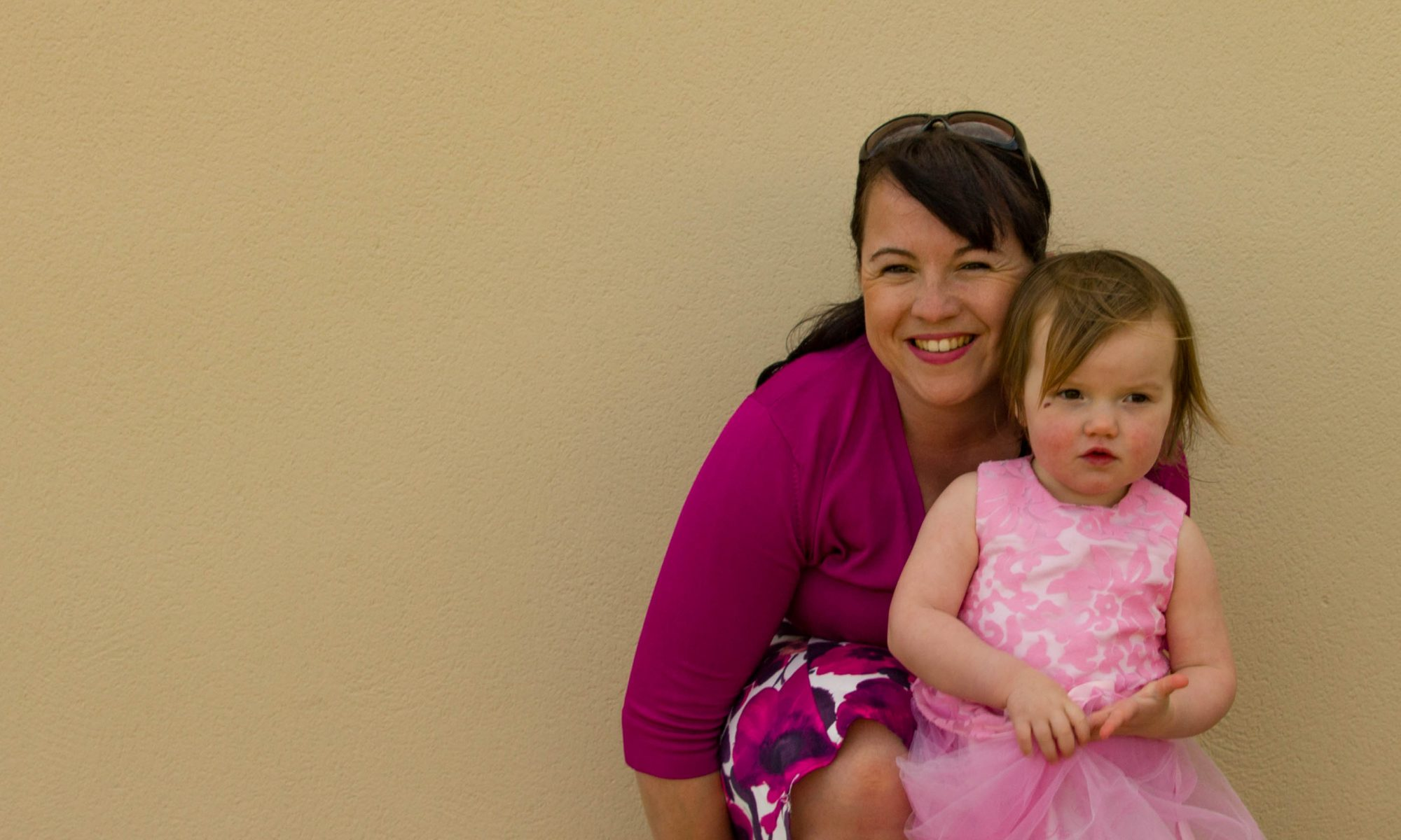 oldham family photographer Bev Ridyard with her daughter