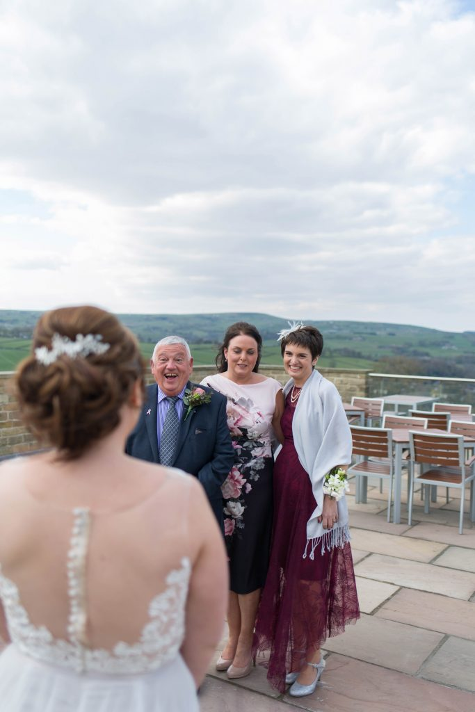 Oldham family wedding photographer