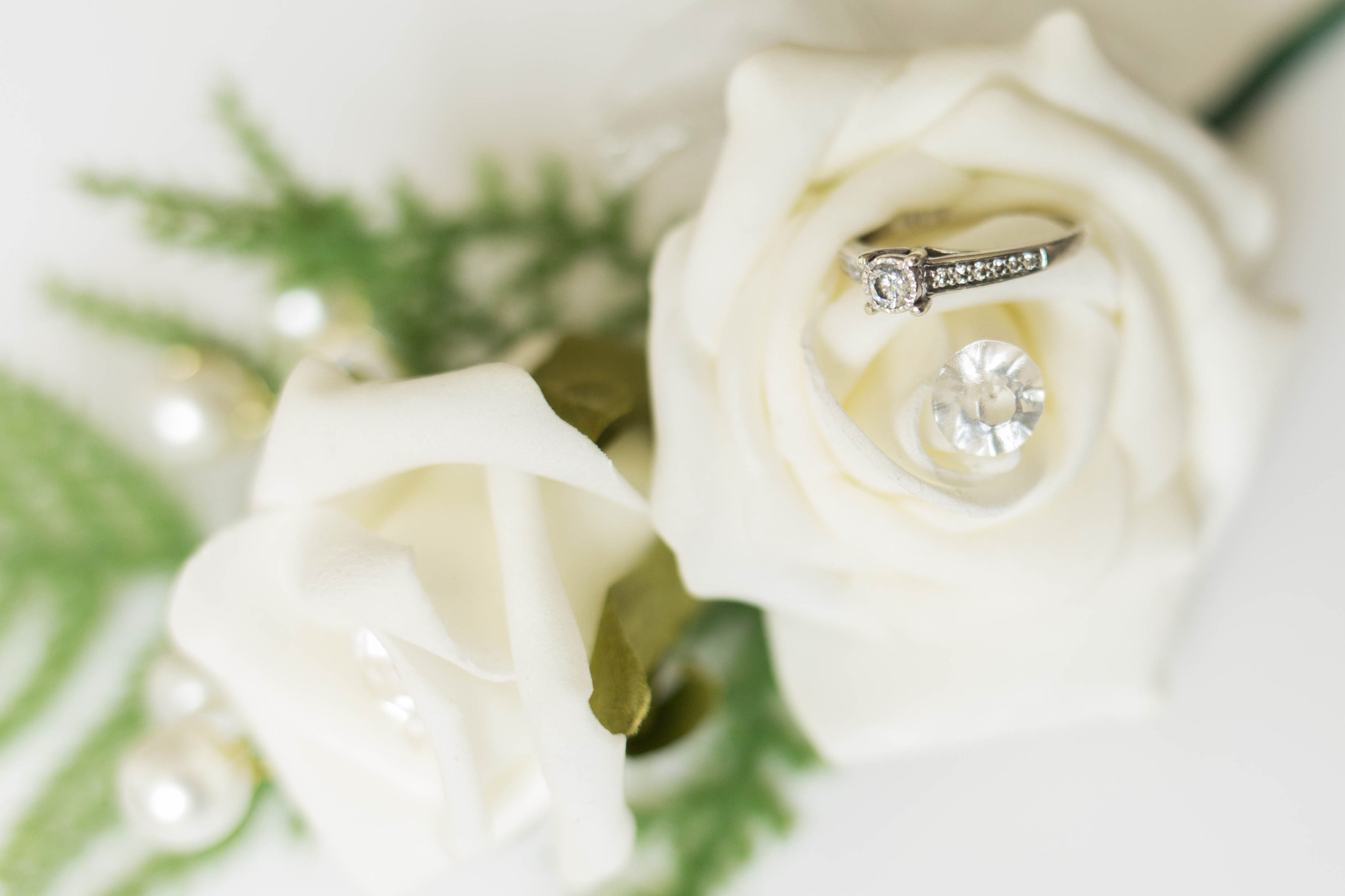 Oldham wedding photographer - wedding ring