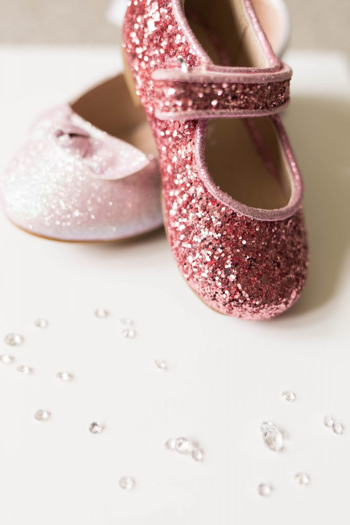 Oldham wedding photographer - wedding shoes