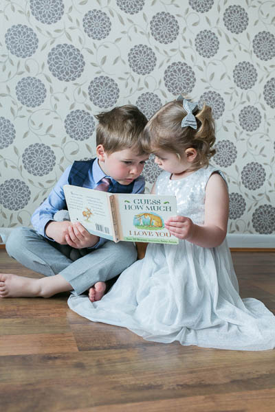 wedding photography for couples with kids in Greater Manchester